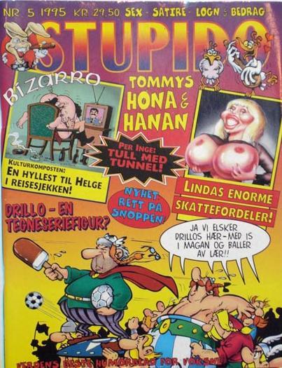 tegneserier som har sex