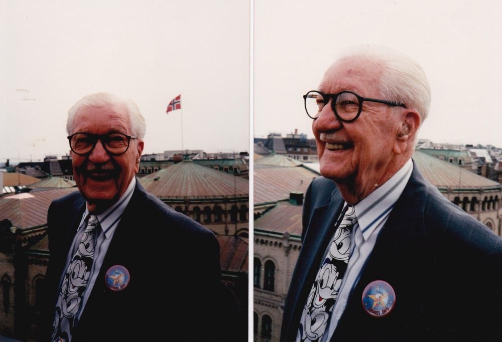 Carl Barks: Mannen som forandret Norge (2/6)