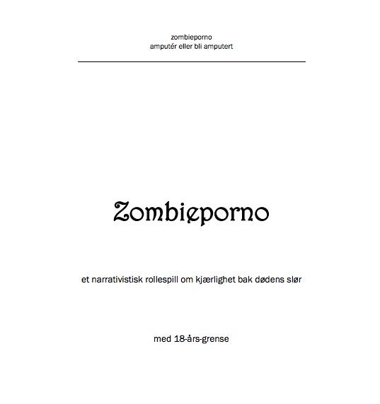 Zombieporno